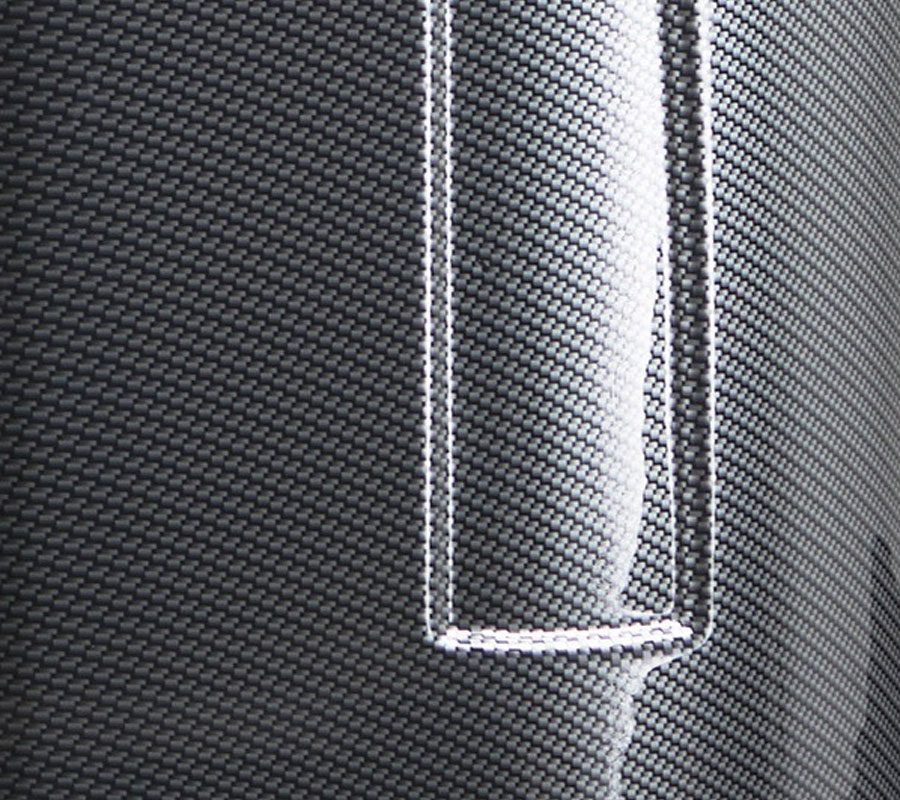 Close Up Of Carbon Fibre Sample