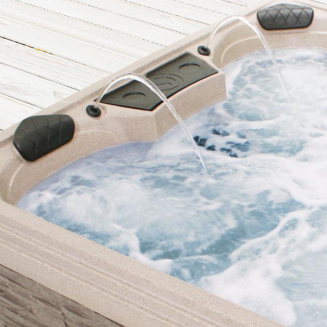 Using Durasport Series Hot Tub