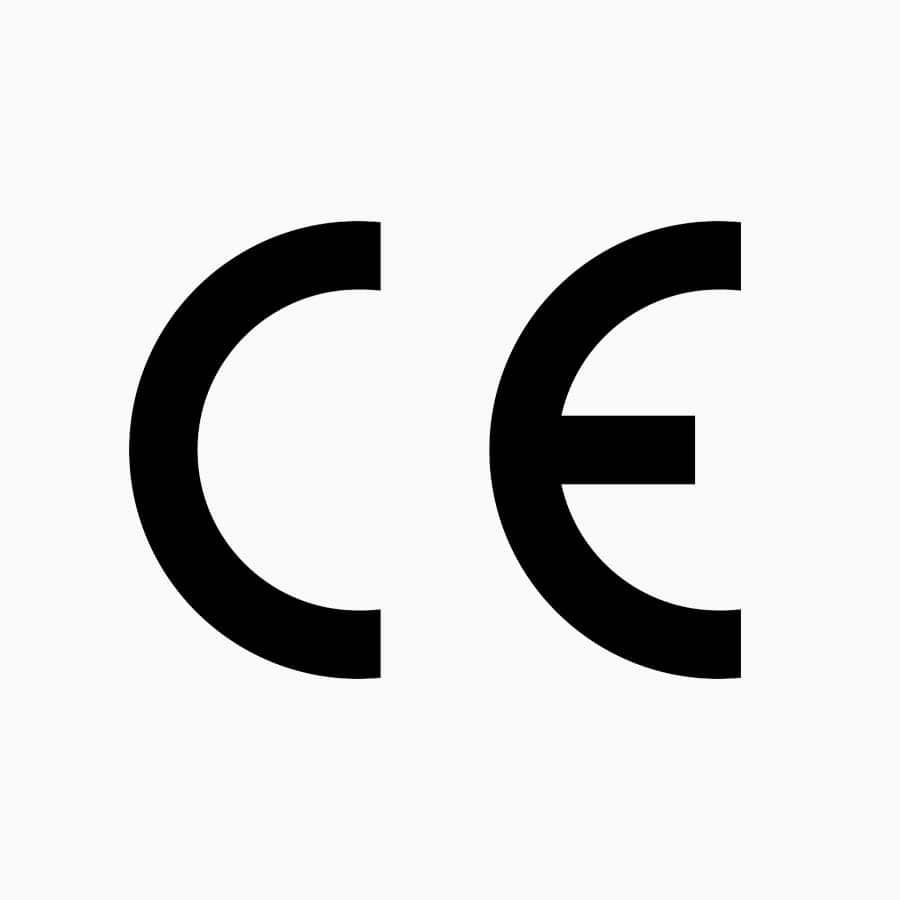 CE Black Logo